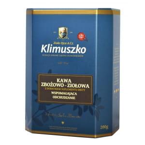 Kawa zbożowo-ziołowa na odchudzanie