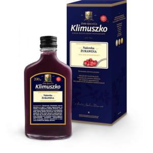 Nalewka żurawinowa Ojca Klimuszko, 200 ml