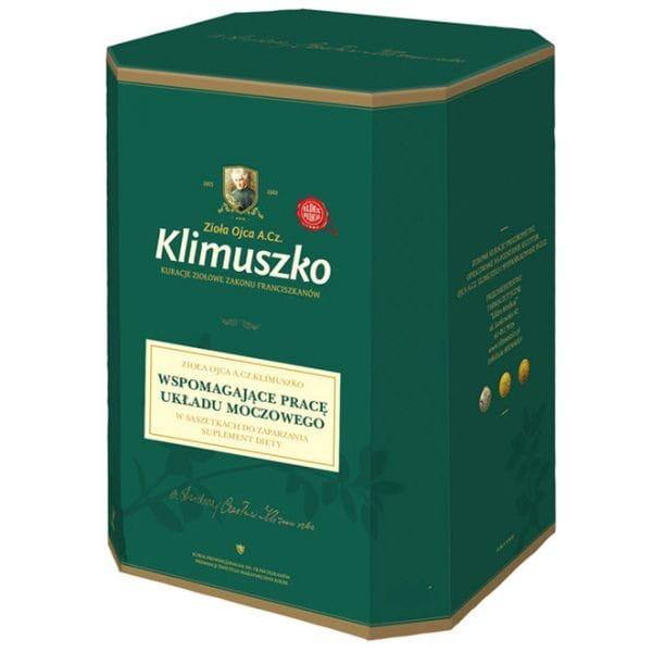 Nerki ,Prostata-zioła w saszetkach / 1mc