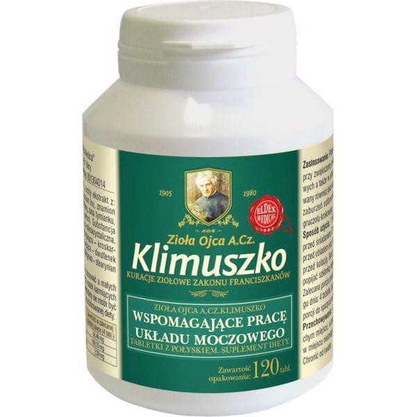 Tabletki ziołowe na drogi moczowe