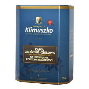 Kawa zbożowo-ziołowa na uspokojenie Ojca Klimuszko