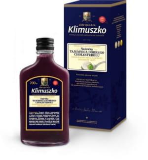 Nalewka na cholesterol, 200 ml - kuracja ziołowa Ojca Klimuszko