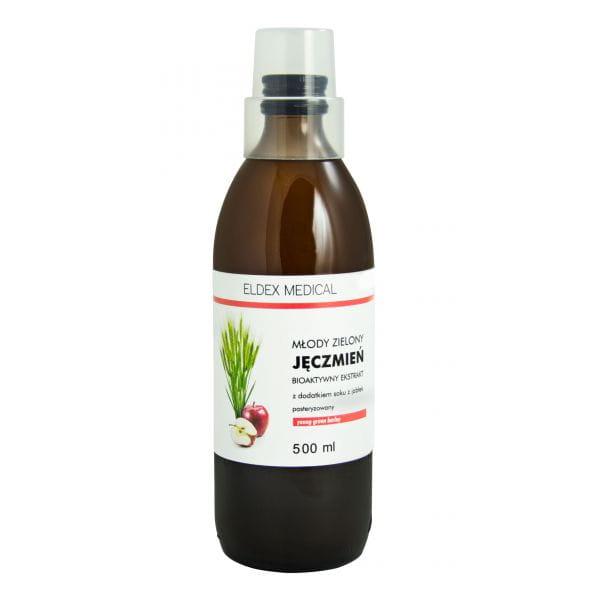 Młody Zielony Jęczmień - Eldex Medical